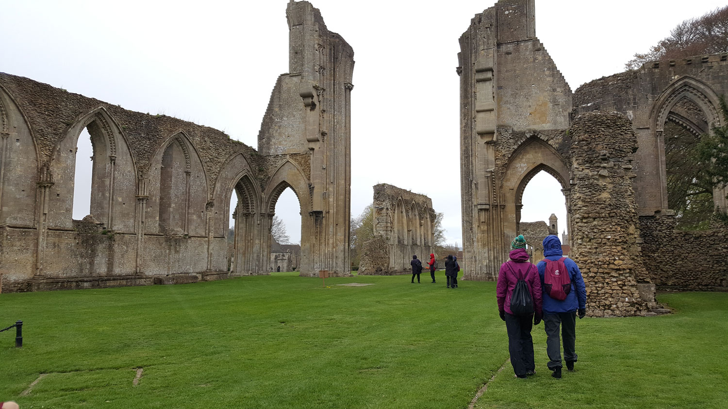 Glastonbury-Abbey